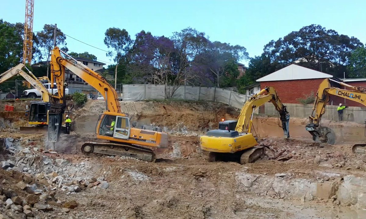 Important Things You Must Consider While Selecting The Excavation Contractor In Sydney