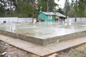 How To Maintain A Slab Foundation?