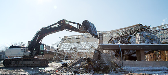 Your Guide To A Fantastic Commercial Demolition